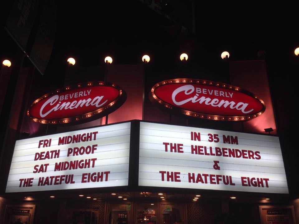 The Hellbenders + The Hateful Eight