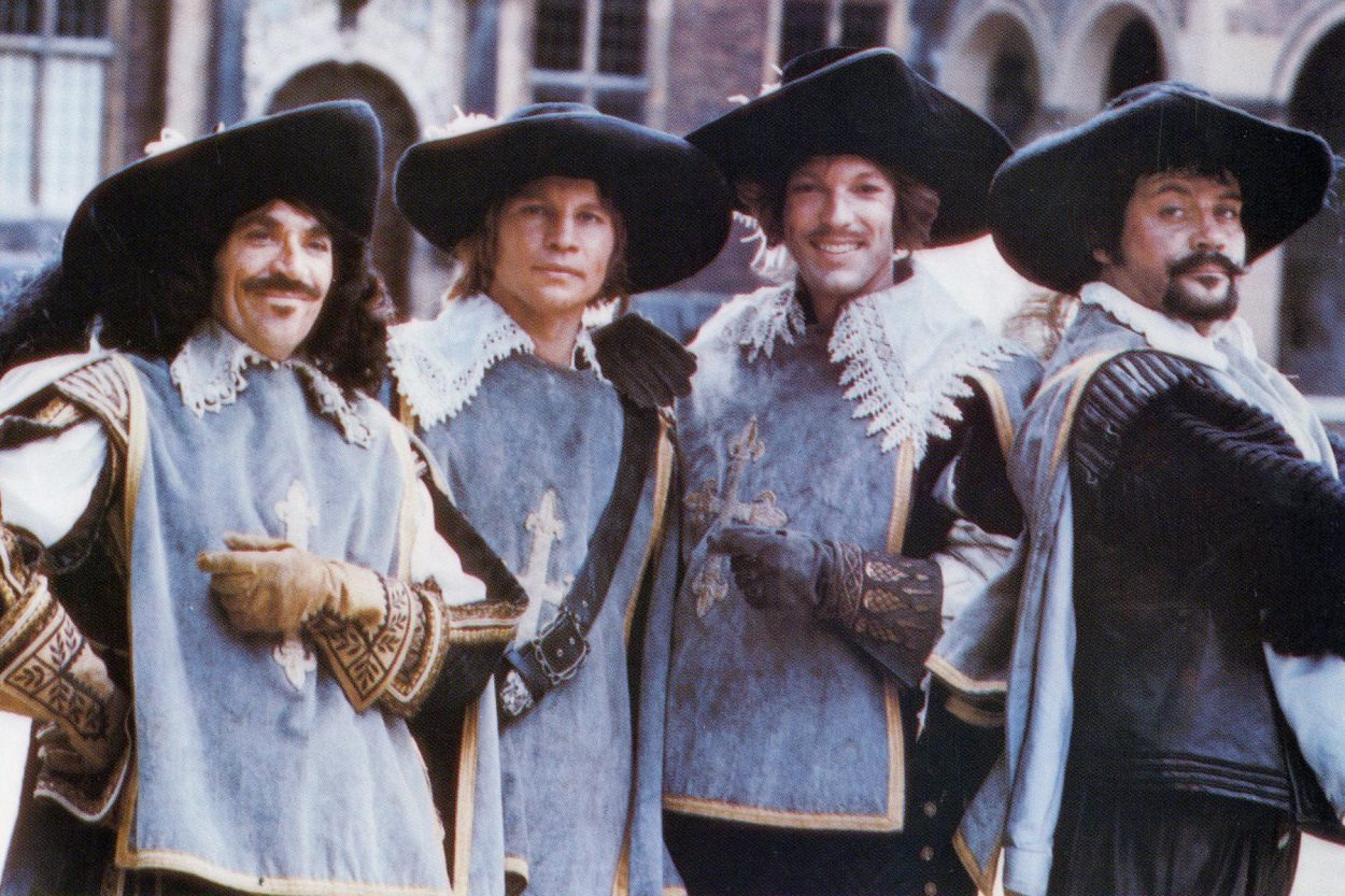 Four Musketeers (1974)