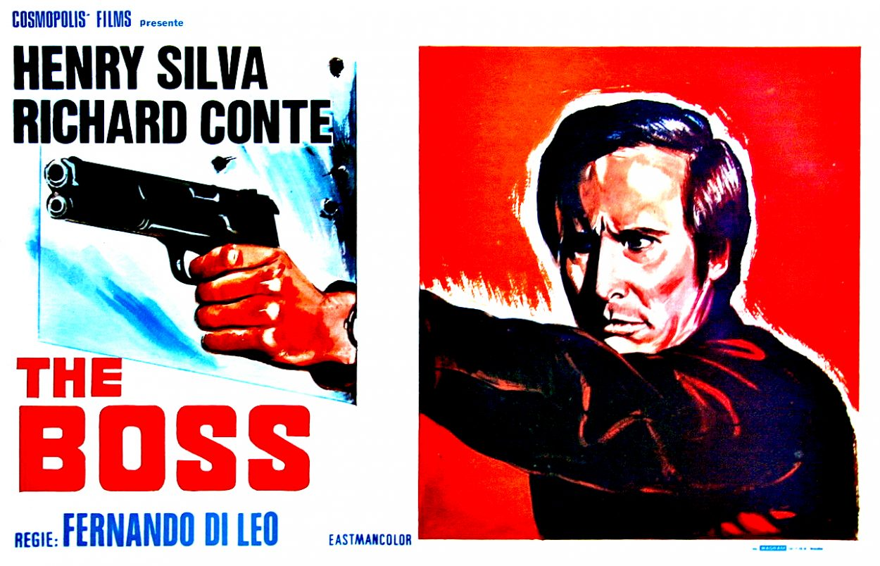 Henry Silva in The Boss