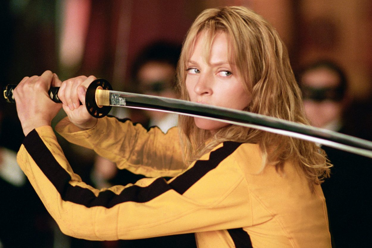 Kill Bill Vol 1 header