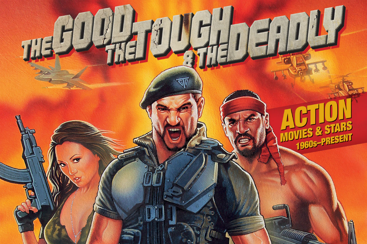 The Good, the Tough, and the Deadly by david j. moore