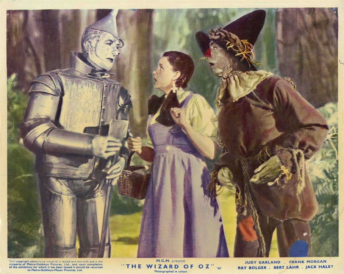 Topic: The Wizard of Oz | New Beverly Cinema