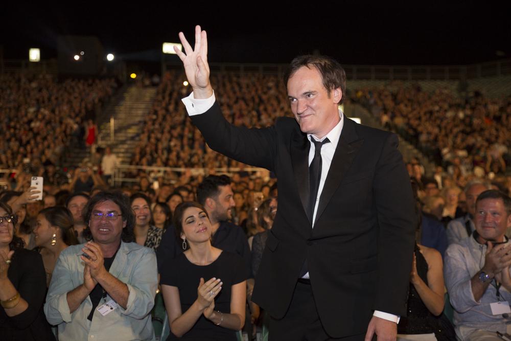 The Jerusalem Film Festival Celebrates Quentin Tarantino   New