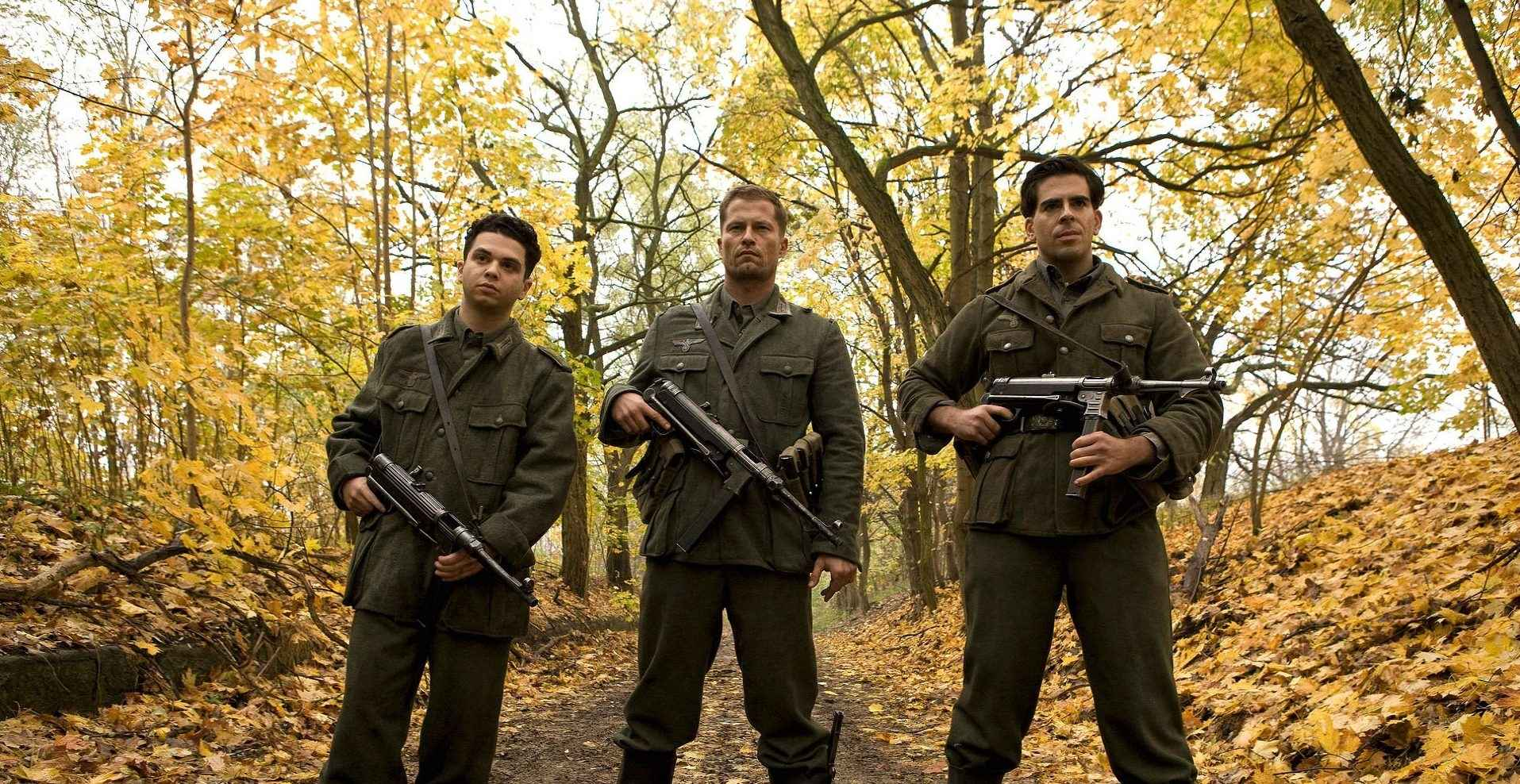 Brian Trenchard-Smith on Inglourious Basterds