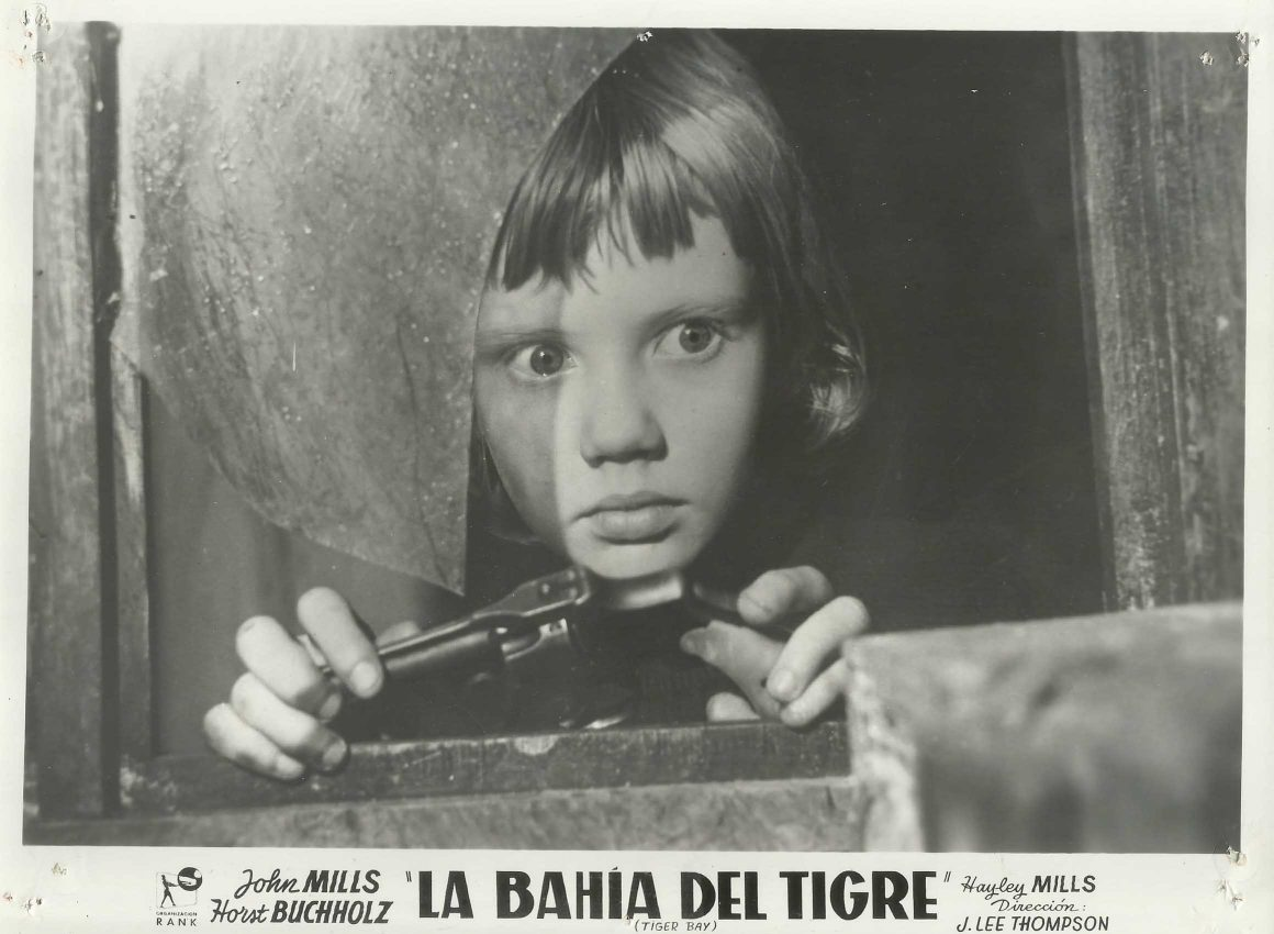 Hayley Mills in Tiger Bay (1959)