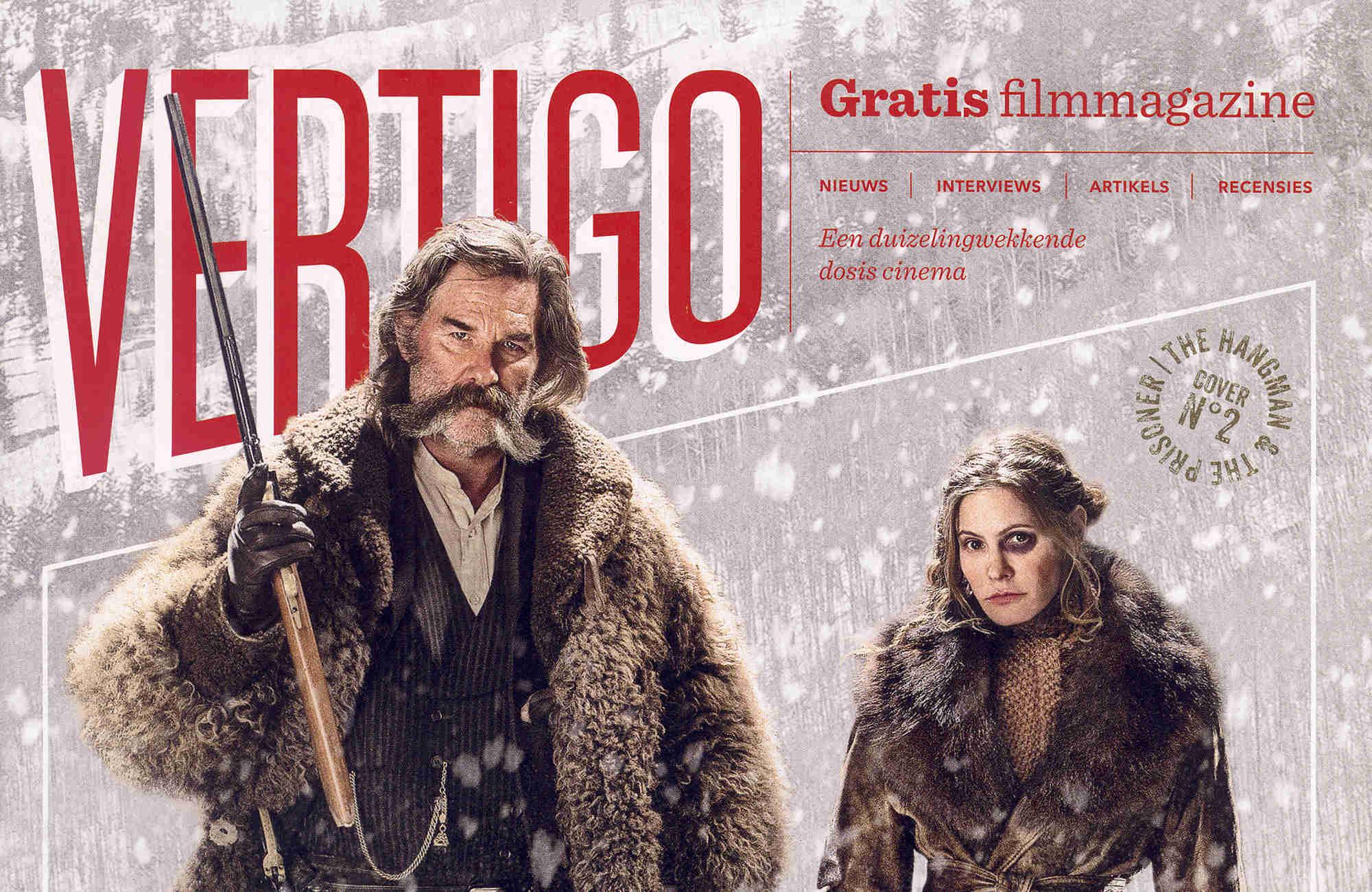 The Vertigo Eight