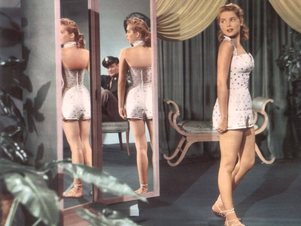 Janet Leigh in Jet Pilot
