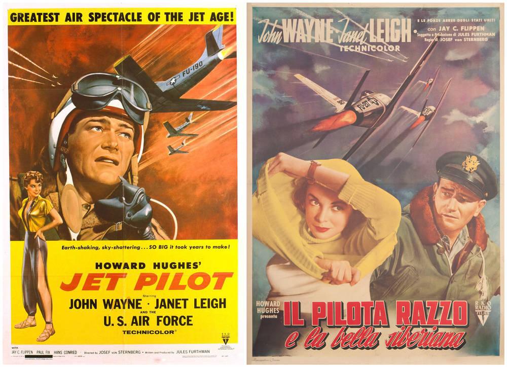 Jet Pilot posters