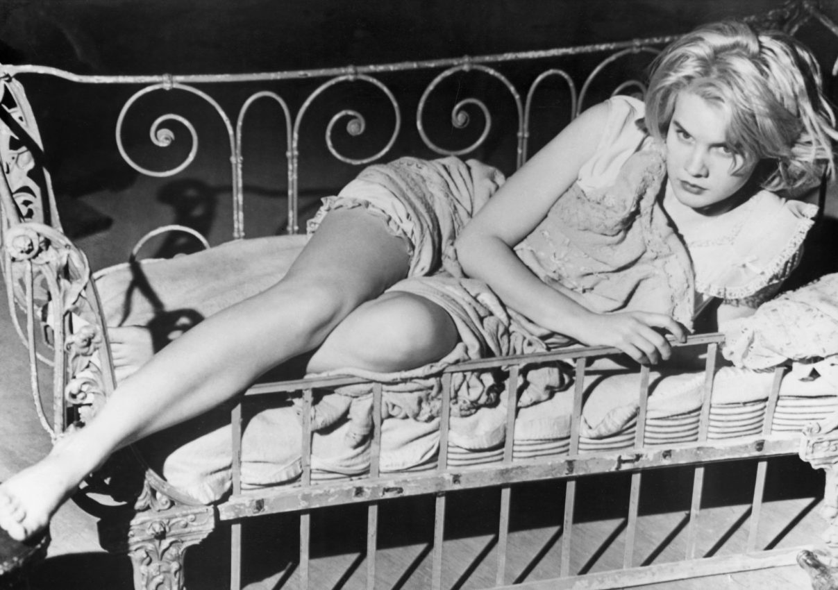 Carroll Baker in Baby Doll