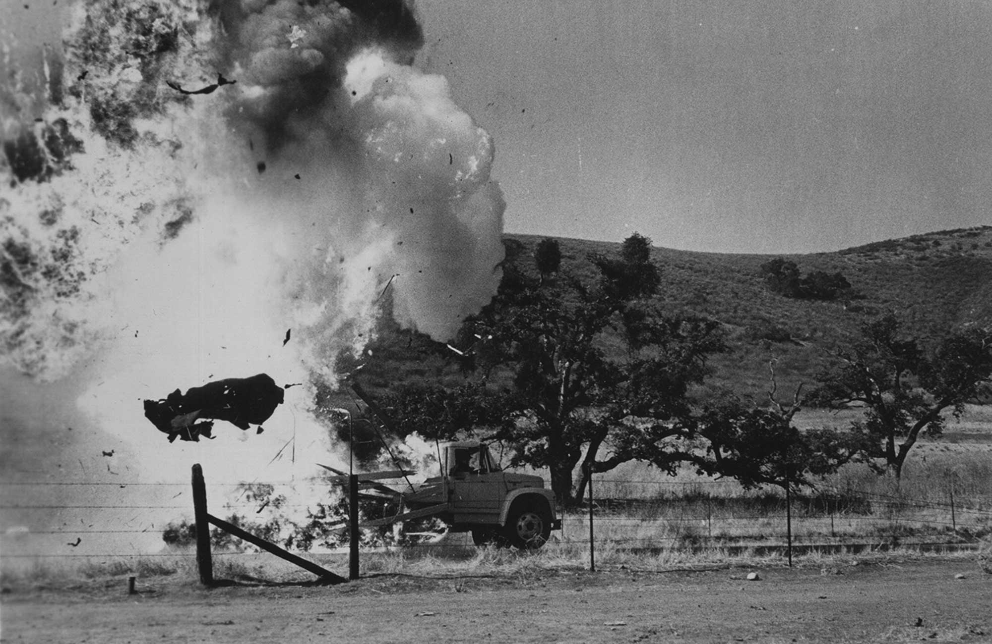 Warren Oates: Dixie Dynamite