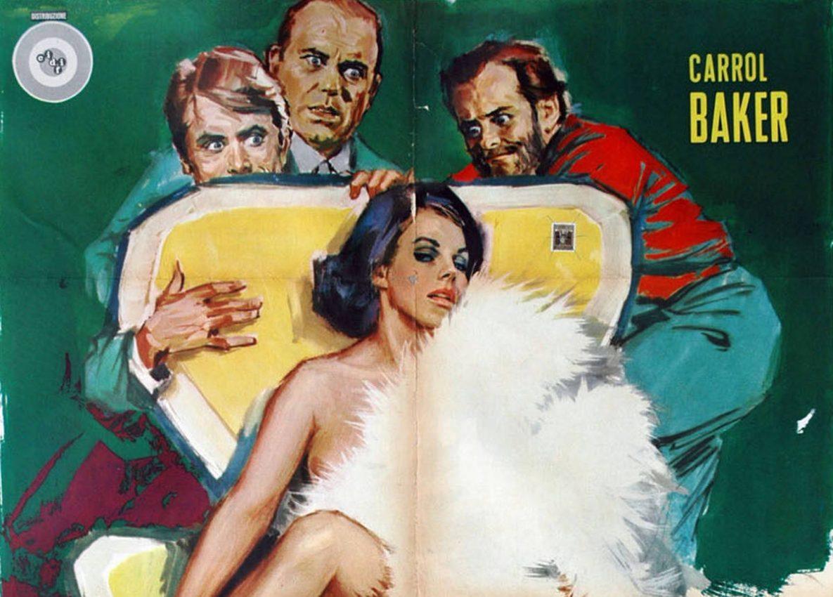 Carroll Baker in Her Harem