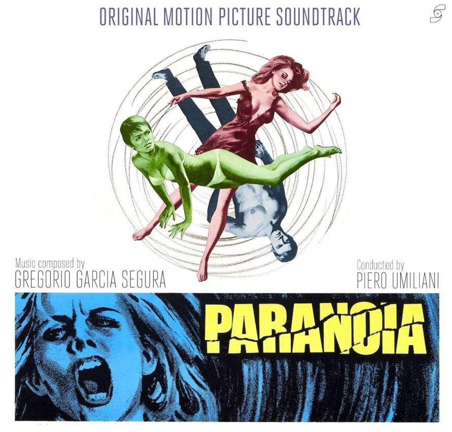 Paranoia (1969) soundtrack