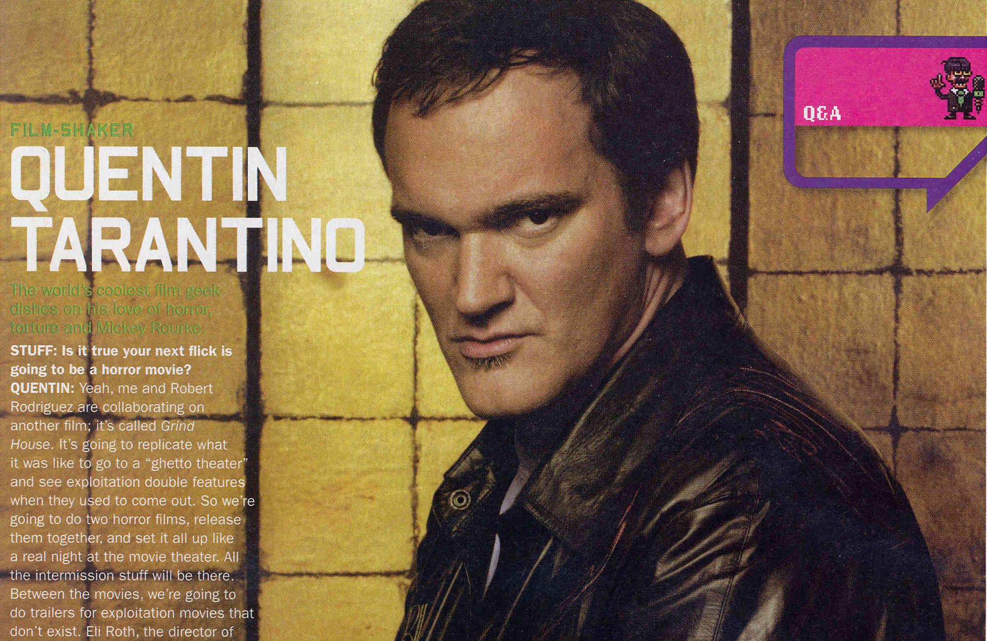 Film-Shaker: Quentin Tarantino