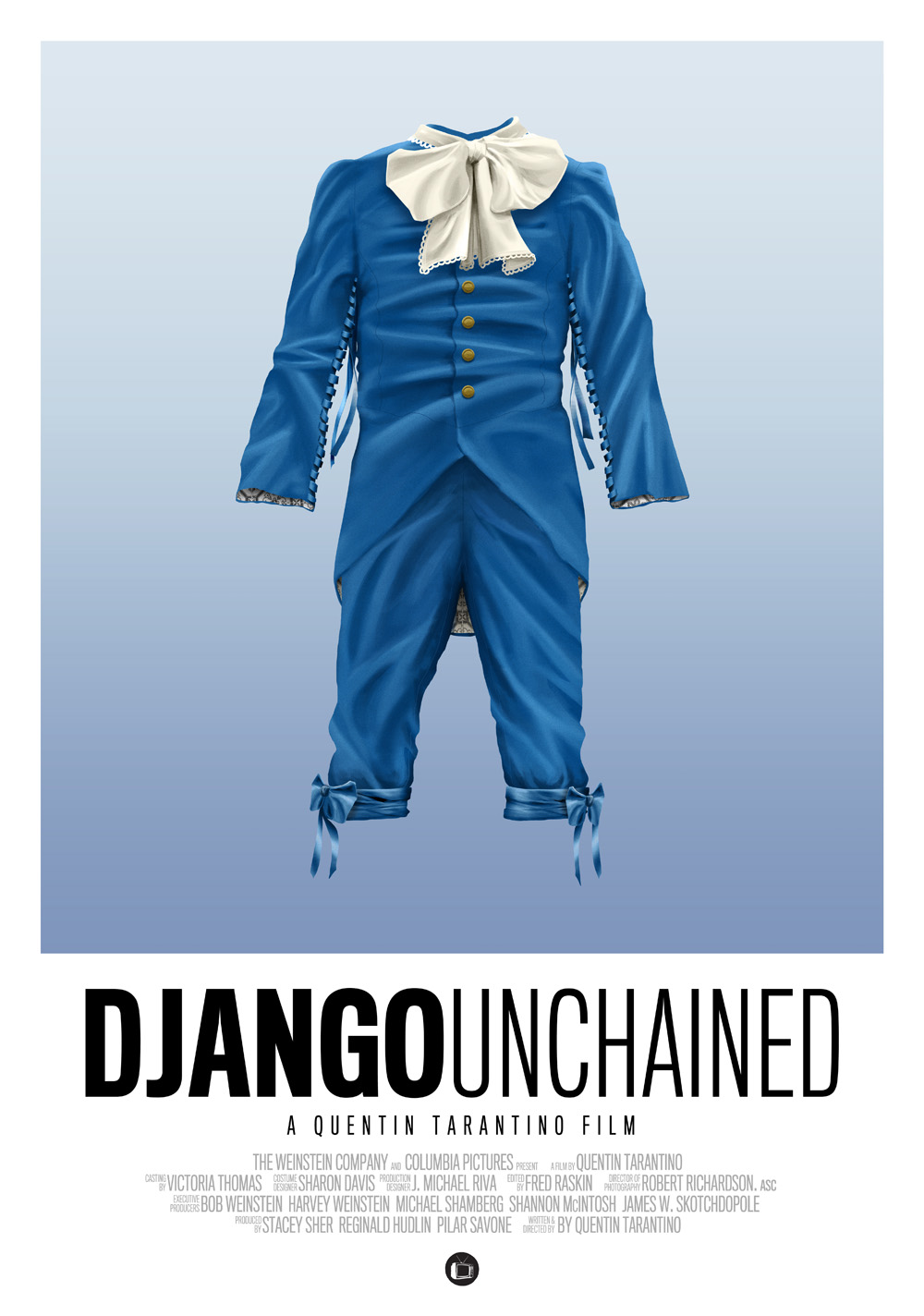 Django Unchained by Tom Velez