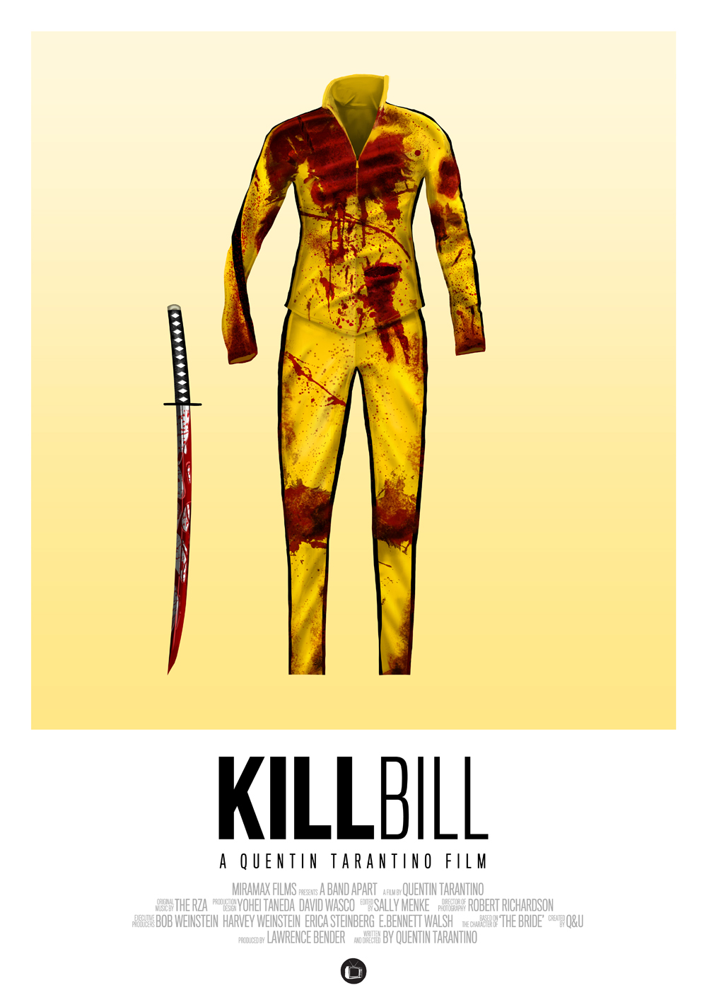 Kill Bill by Tom Velez