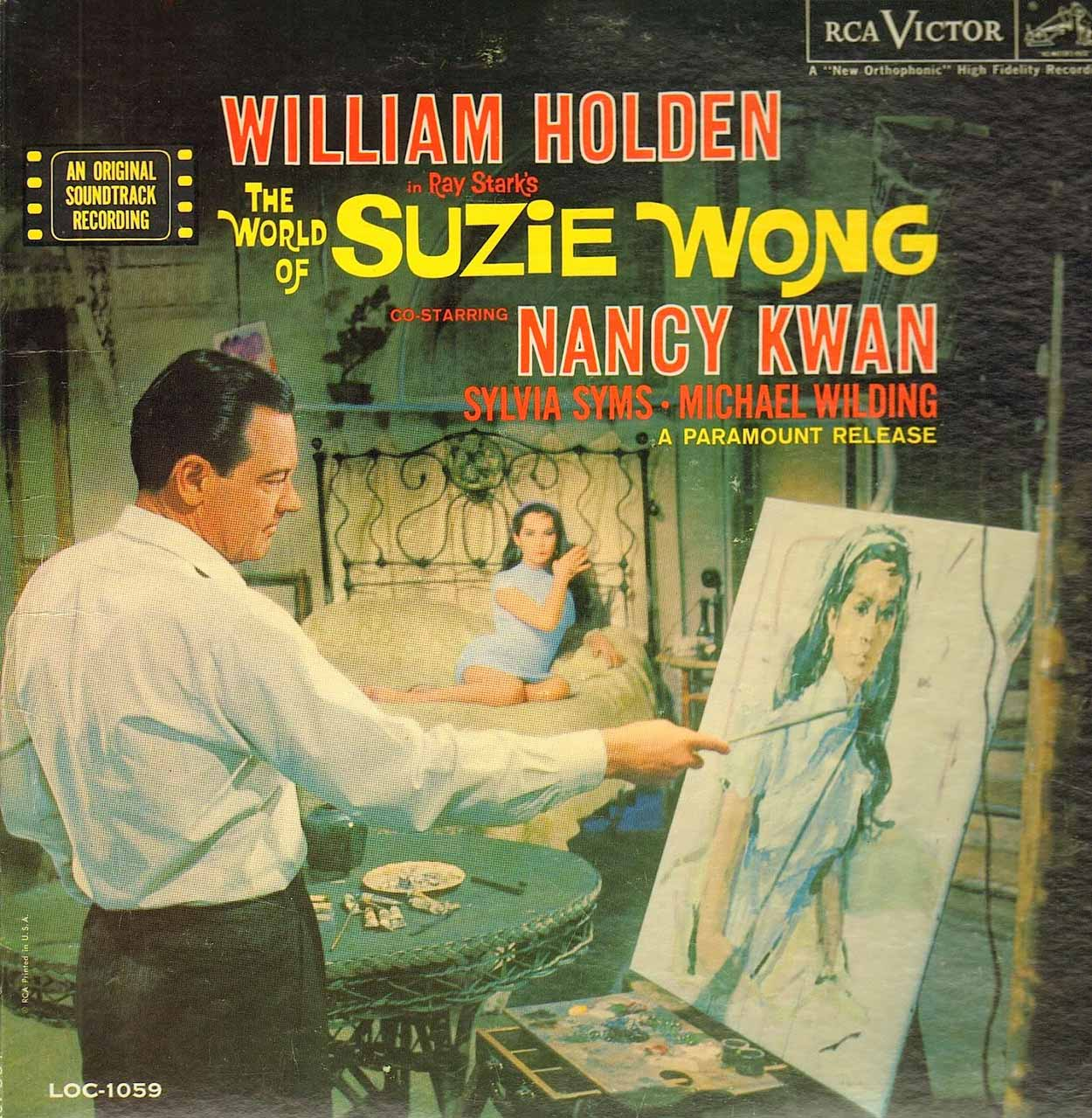 The World of Suzie Wong soundtrack