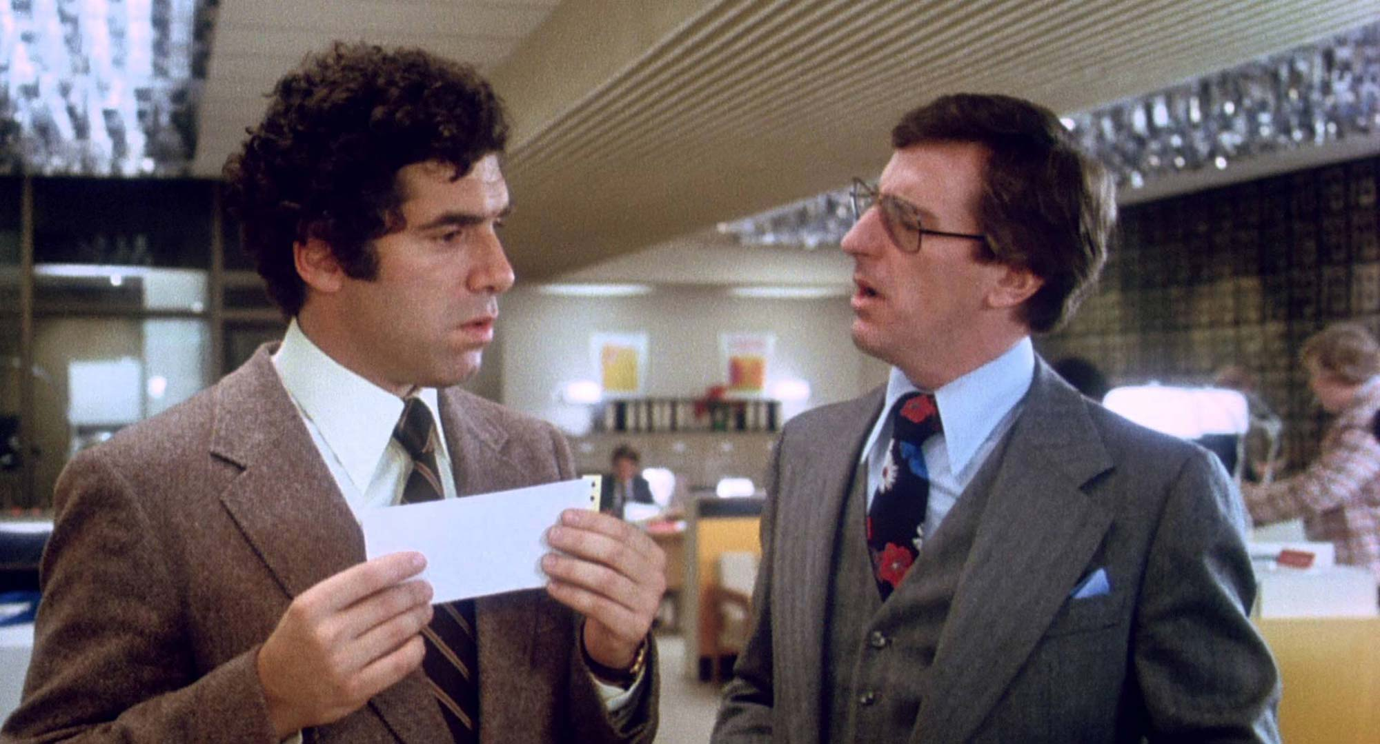 An Interview with Elliott Gould