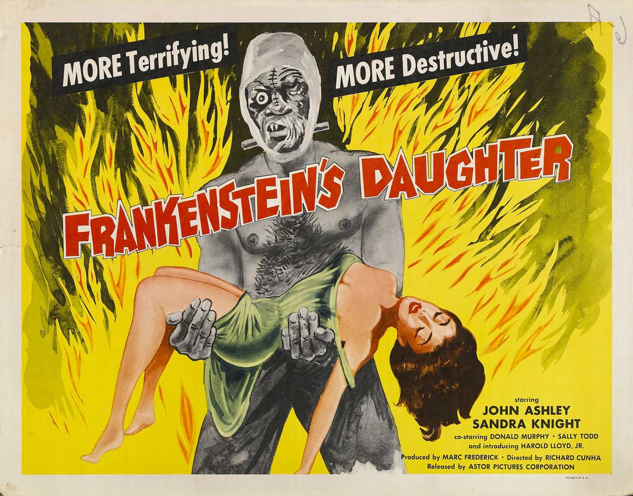 Frankensteins-Daughter