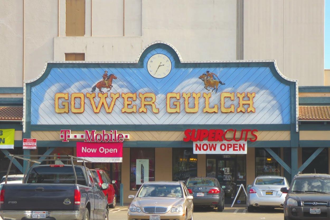 Gower-Gulch