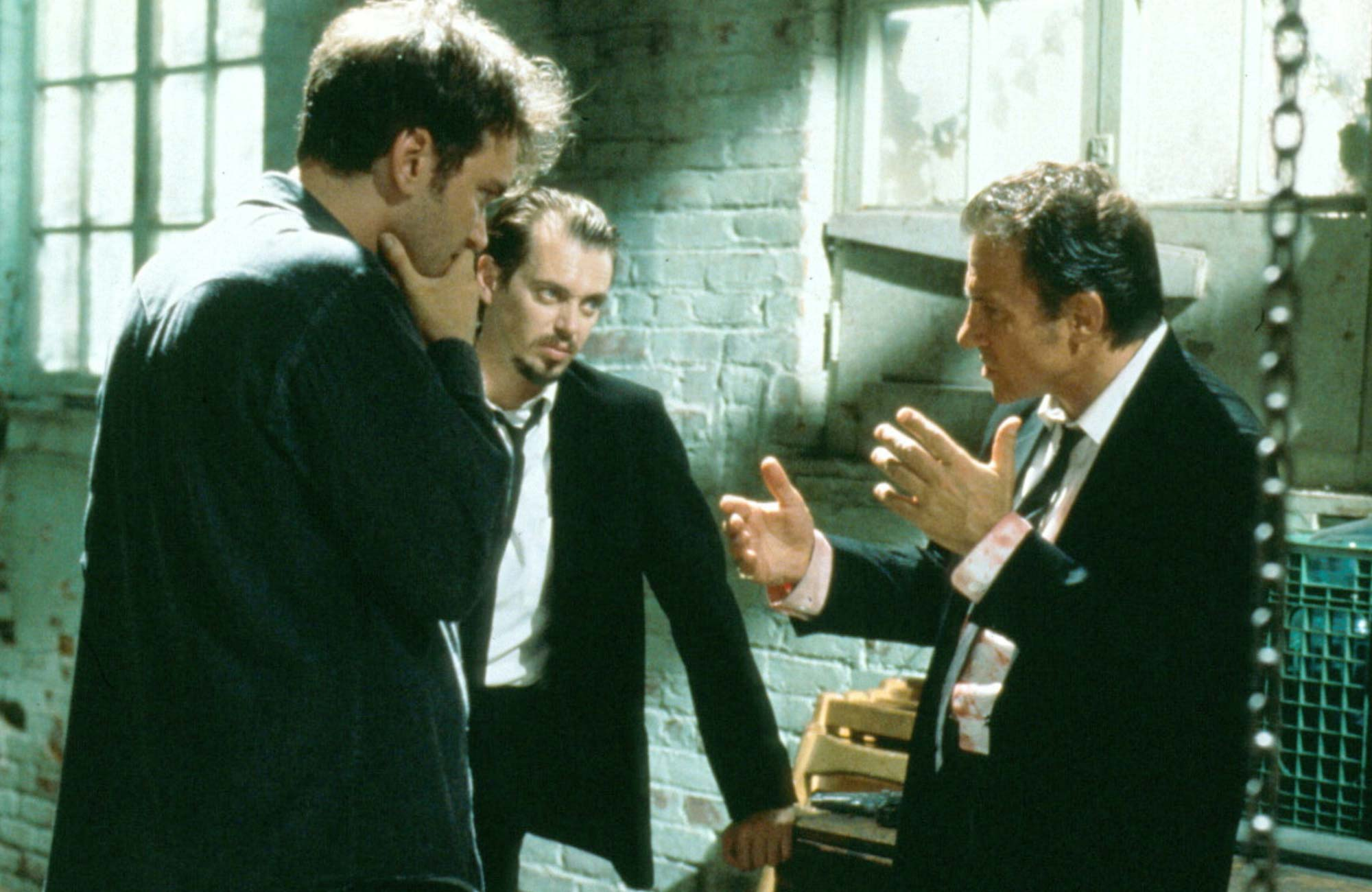 Reservoir Dogs turns 25