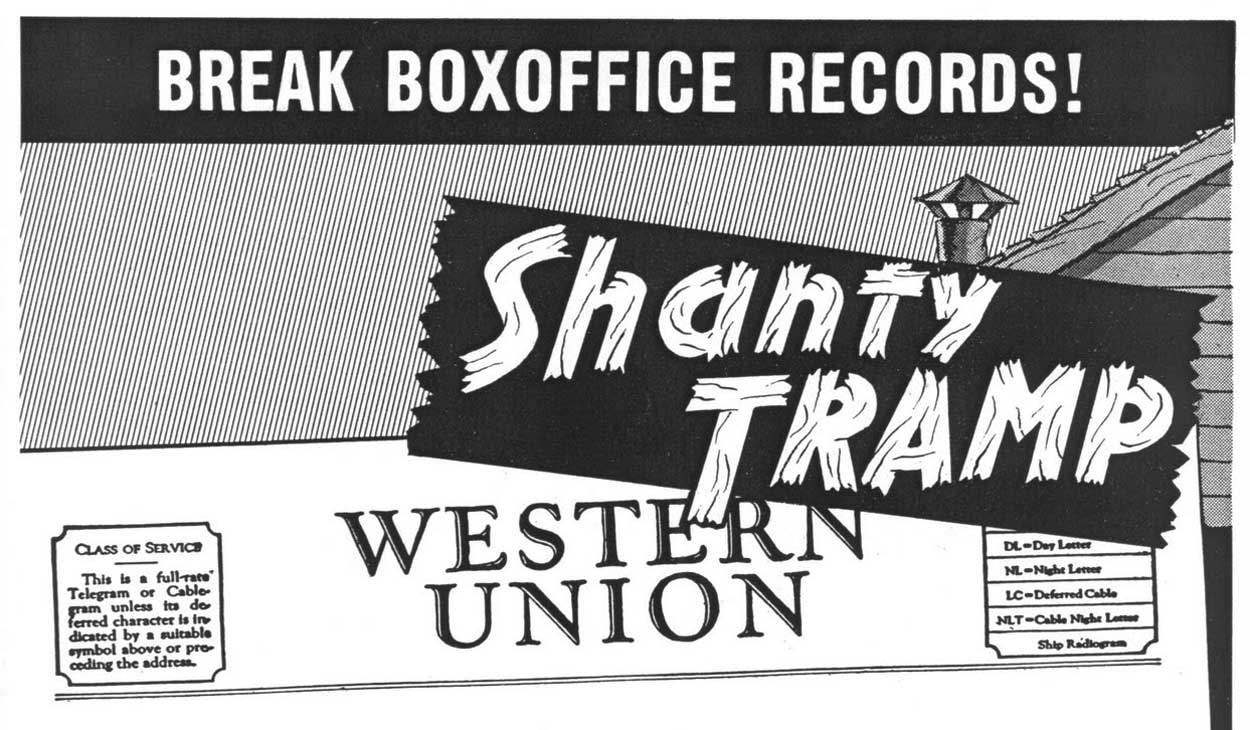 Shanty-Tramp-breaks-records