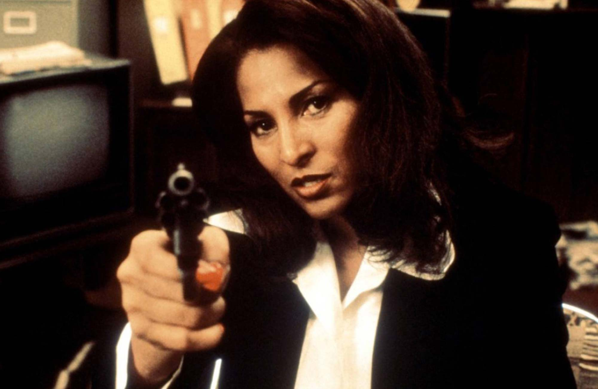 Jackie Brown at the Texas Theatre