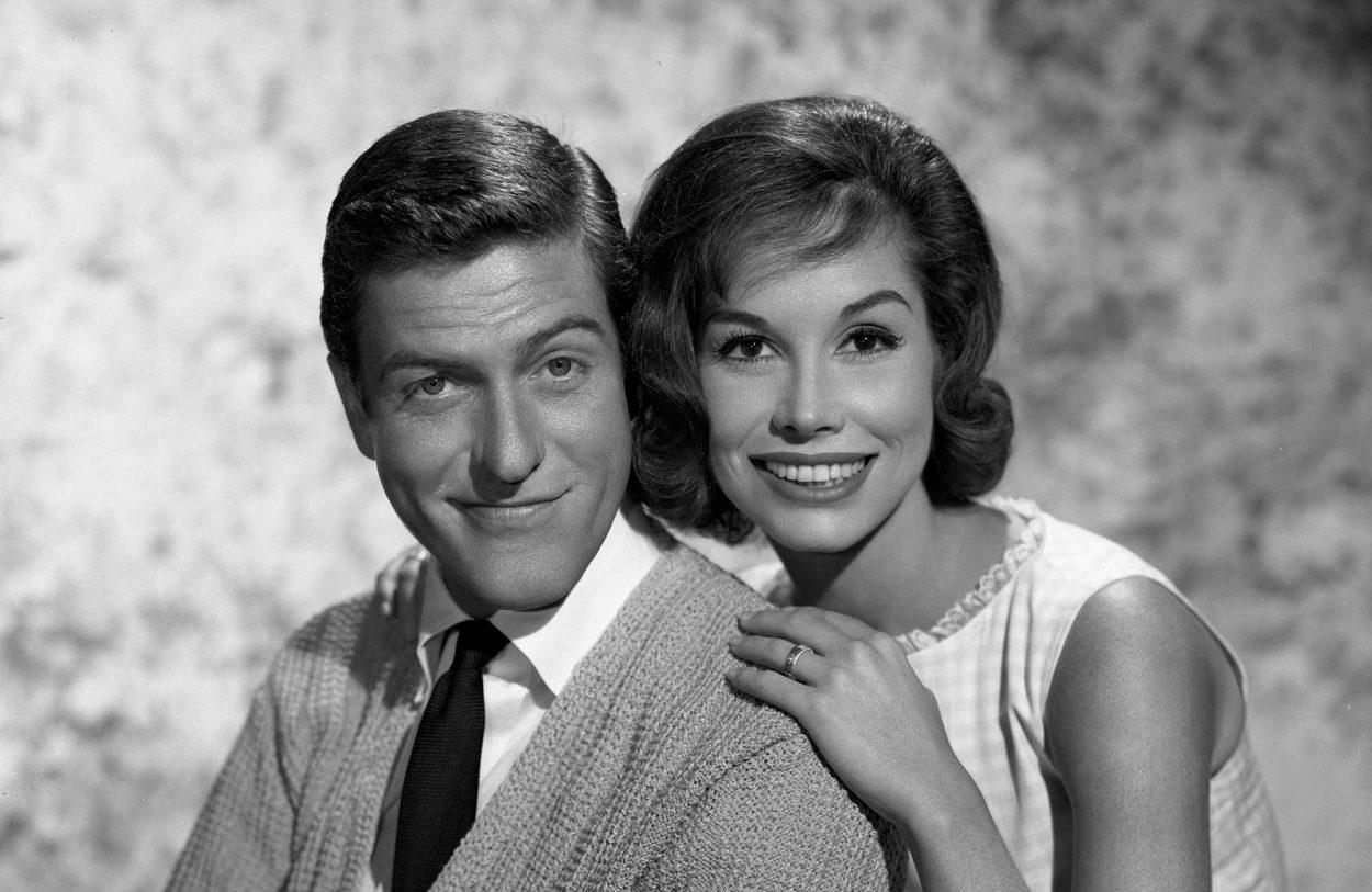 Dick van dyke married the love of his life