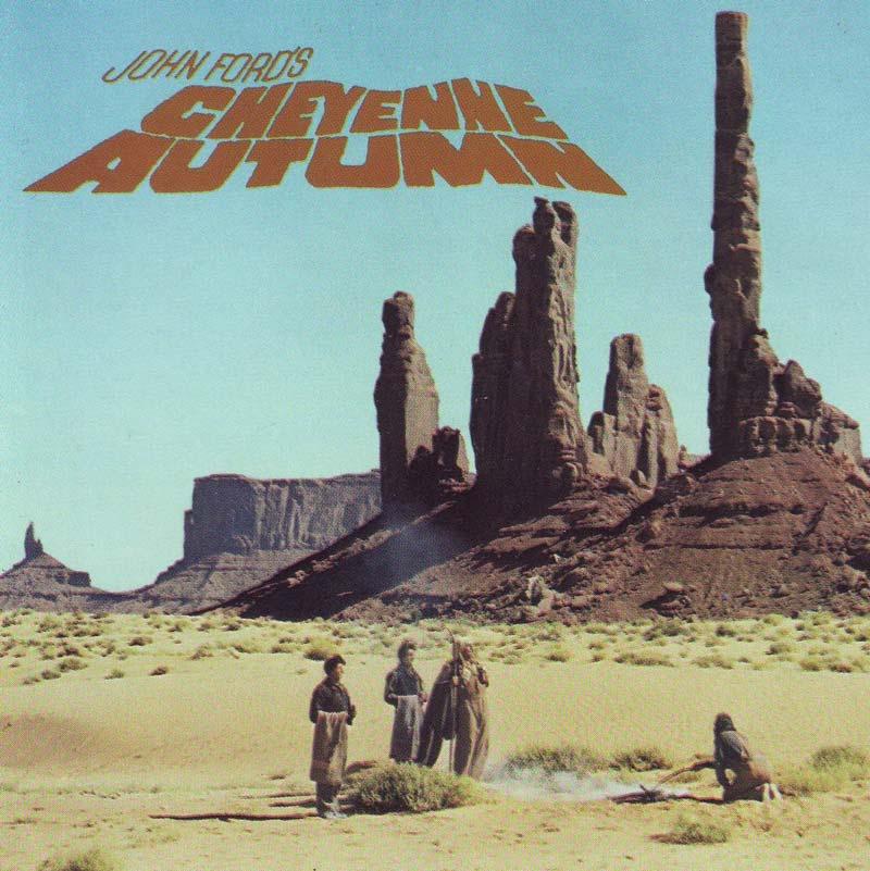 May 22: Cheyenne Autumn | New Beverly Cinema