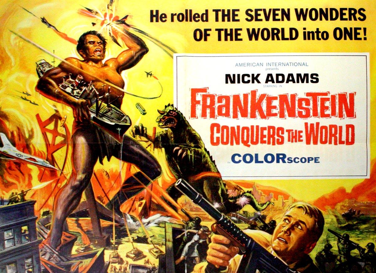 frankenstein-conquers
