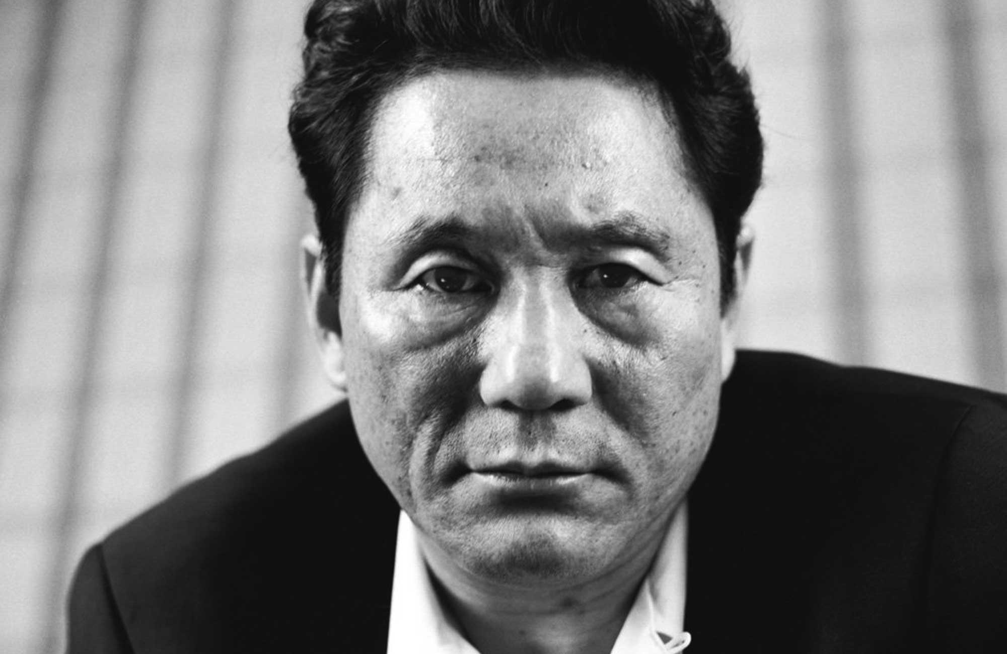 Takeshi Kitano Masterclass
