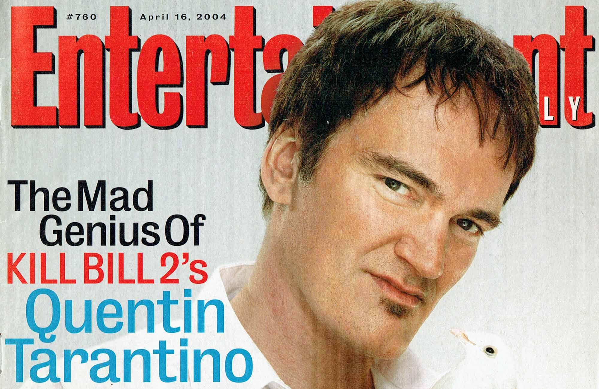The Mad Genius of Quentin Tarantino