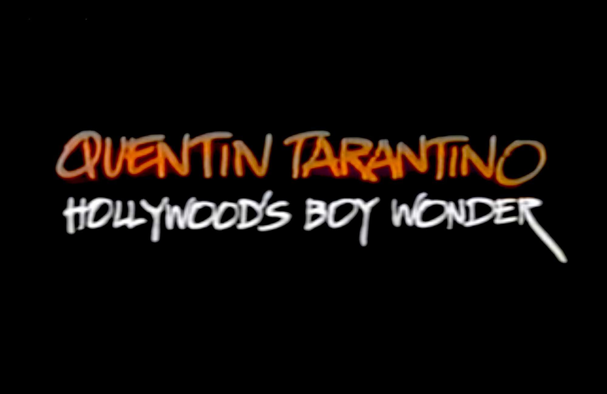 Hollywood's Boy Wonder