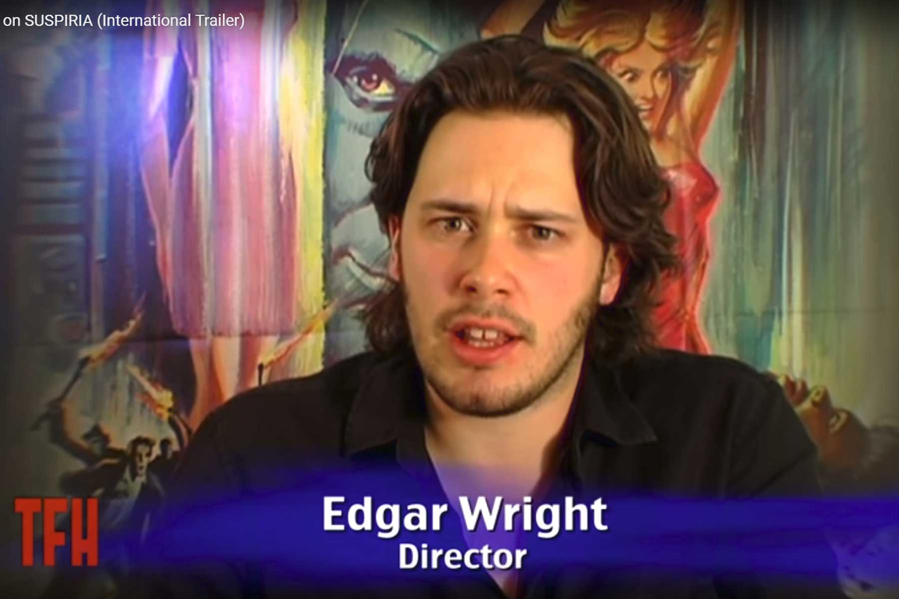 Trailers From Hell: Edgar Wright