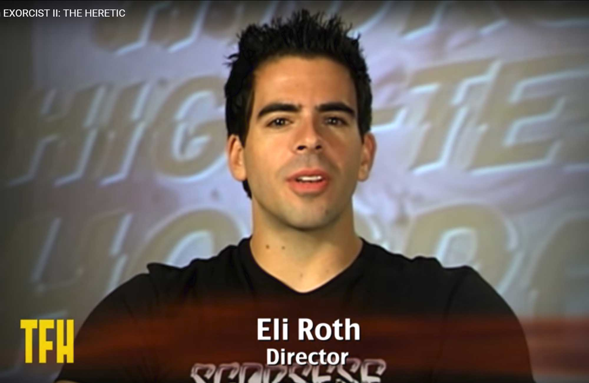 Trailers From Hell: Eli Roth