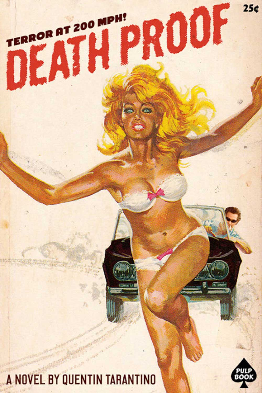 Death Proof by Ads Libitum