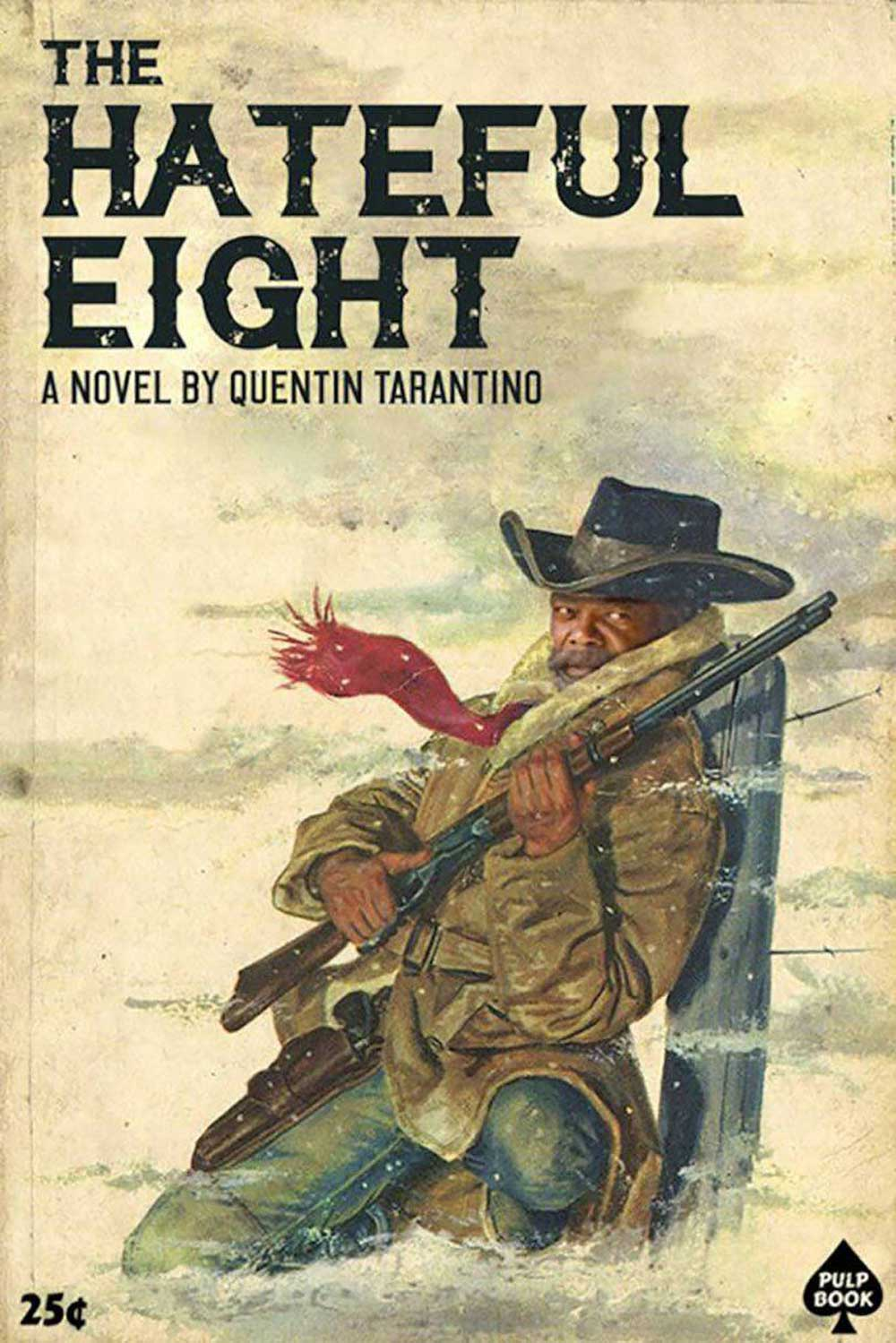 The Hateful Eight by Ads Libitum