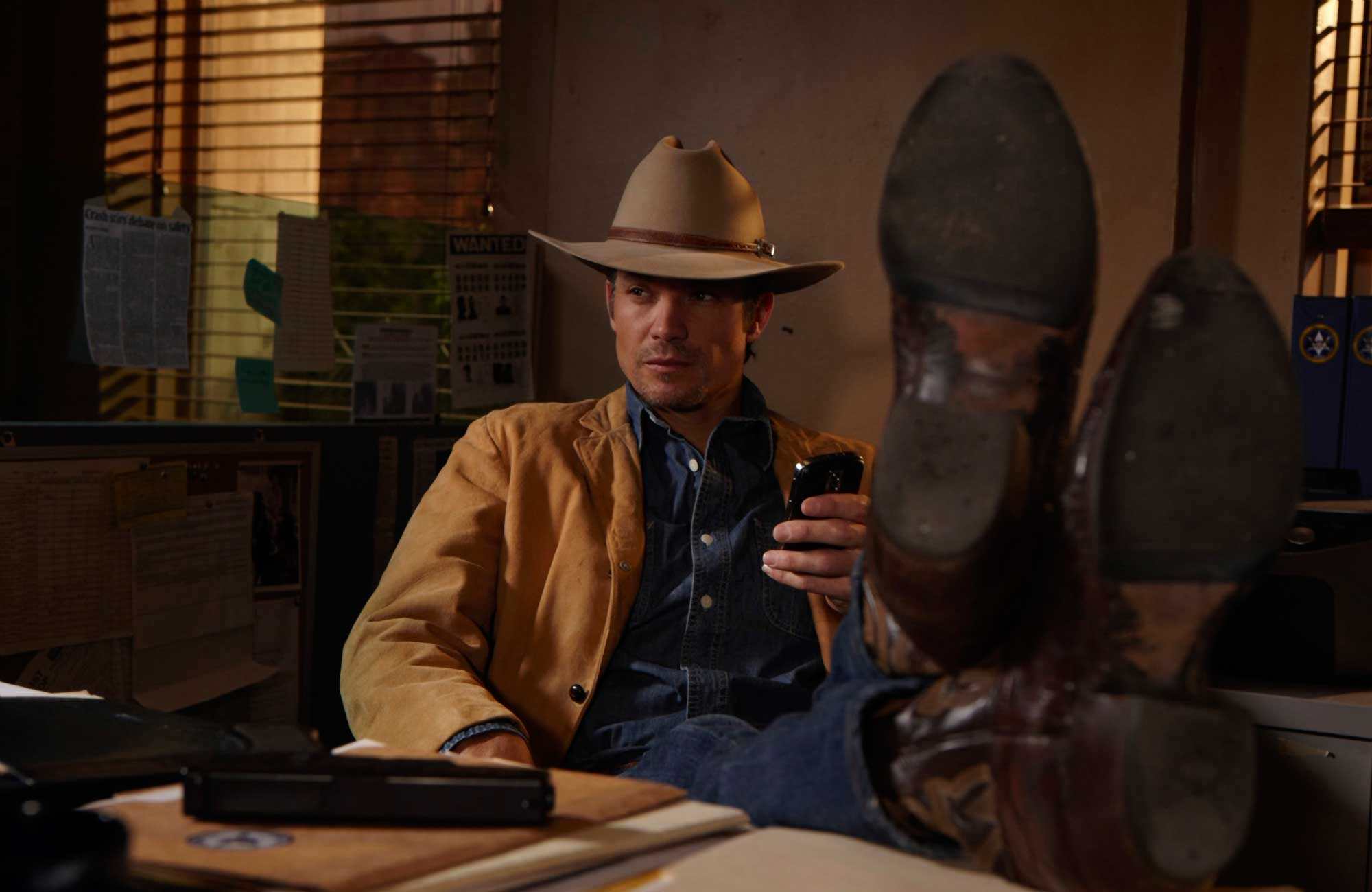 Timothy Olyphant In Talks To Join Tarantino's Newest
