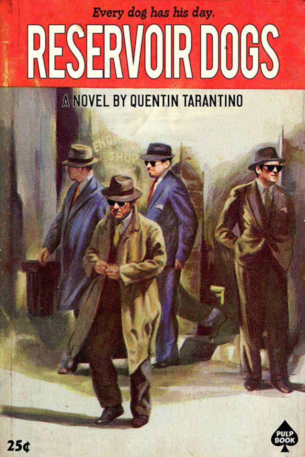 Reservoir Dogs by Ads Libitum