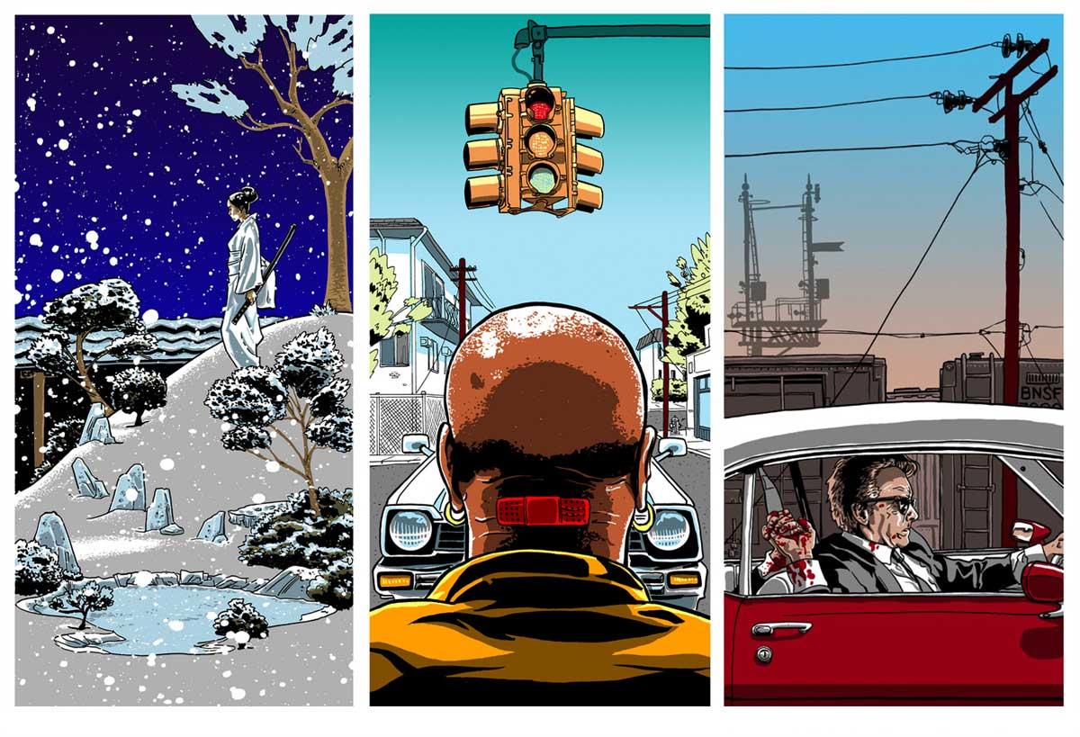 Tim-Doyle-Tarantino-art