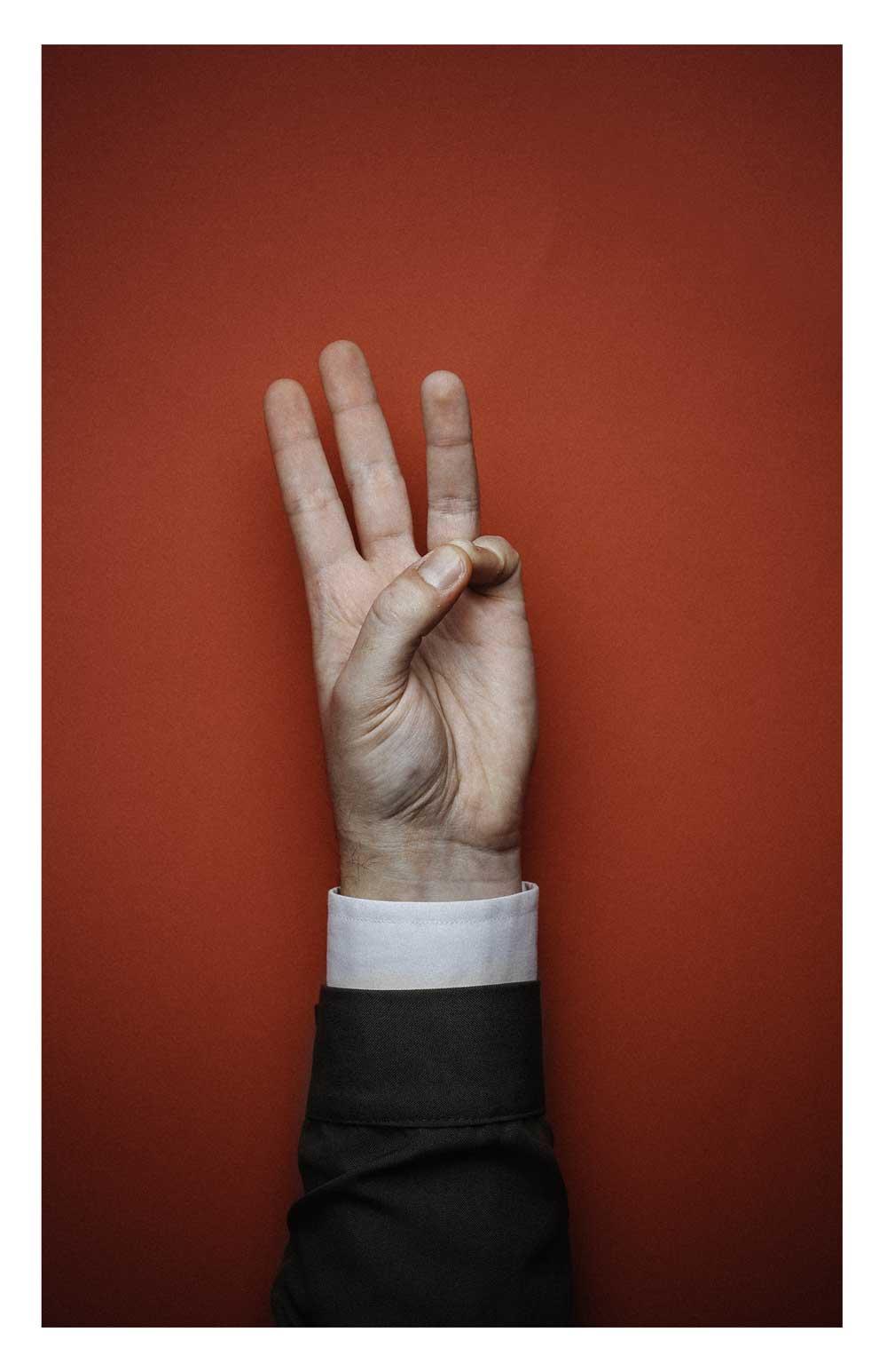 Minimalist Inglourious Basterds by Jacob Kuddes and Ben Lundsten