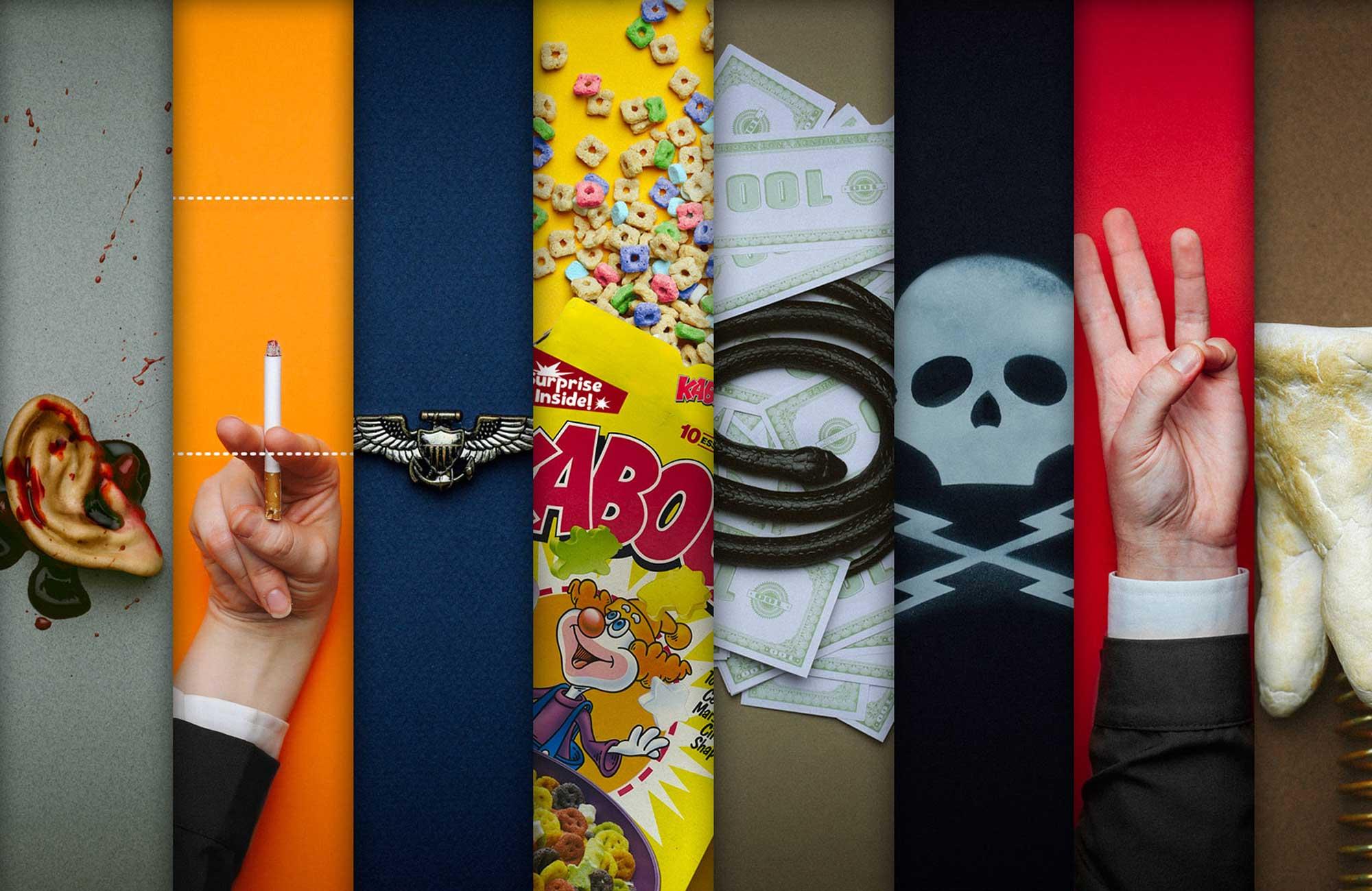 Minimalist Tarantino Posters