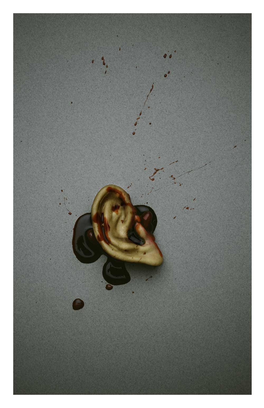 Minimalist Reservoir Dogs by Jacob Kuddes and Ben Lundsten