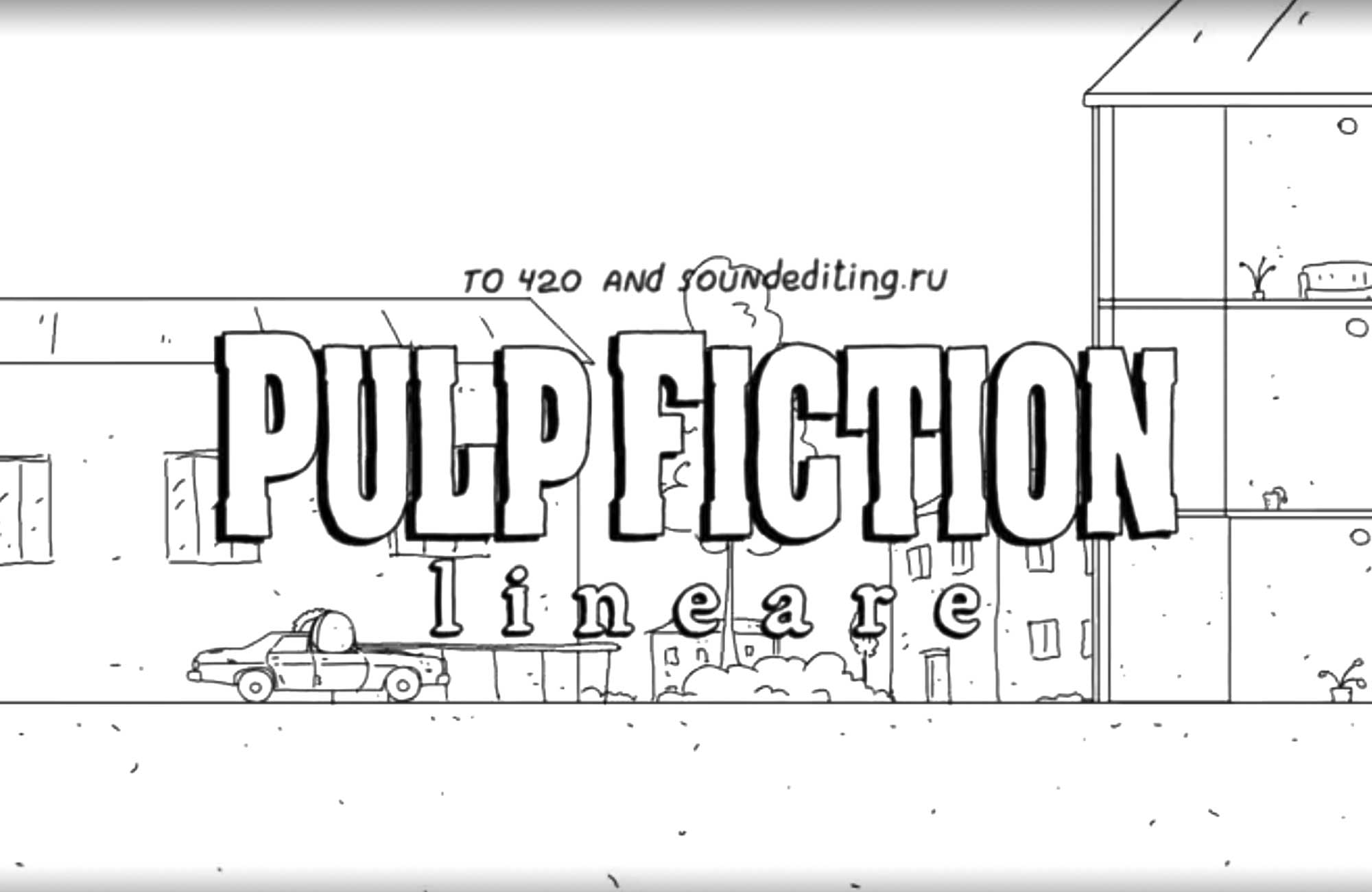 Speedrun: Pulp Fiction