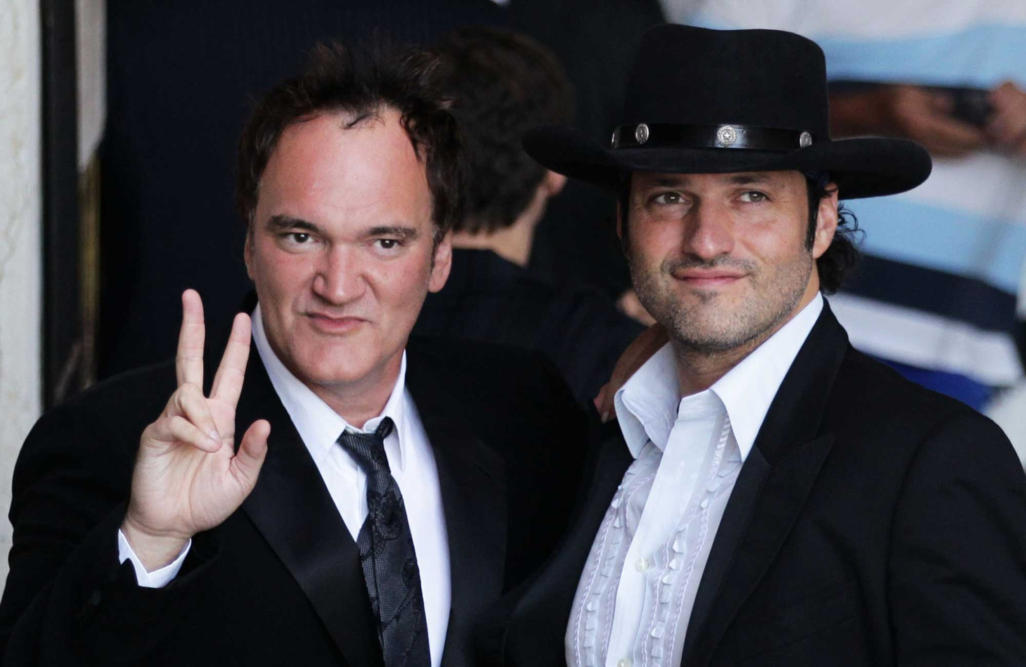 Artist on Artist: Quentin Tarantino & Robert Rodriguez