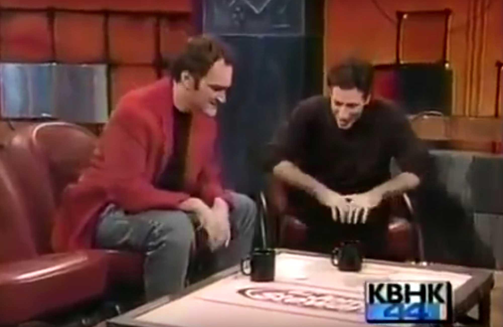 TBT: Q on the Jon Stewart Show
