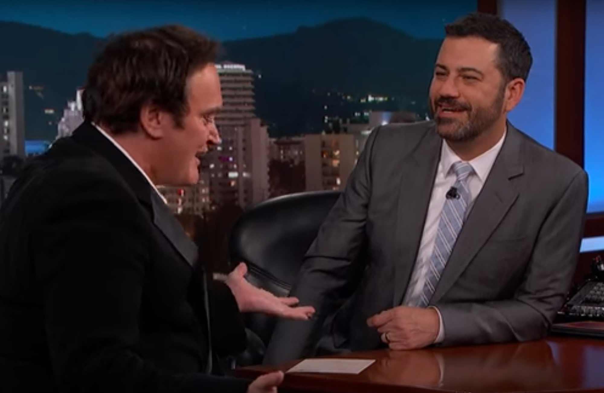 TBT: Q on Kimmel