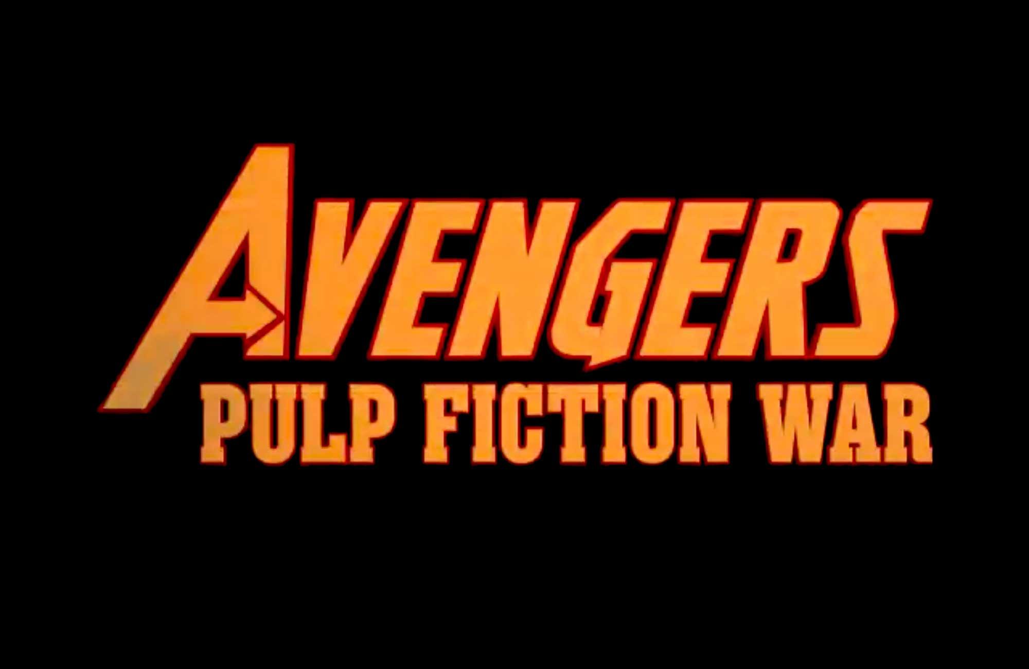 Avengers: Pulp Fiction War