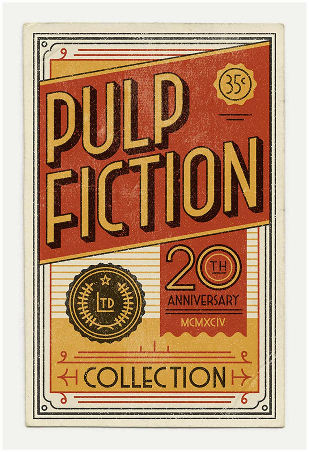 Pulp Fiction by MUTI