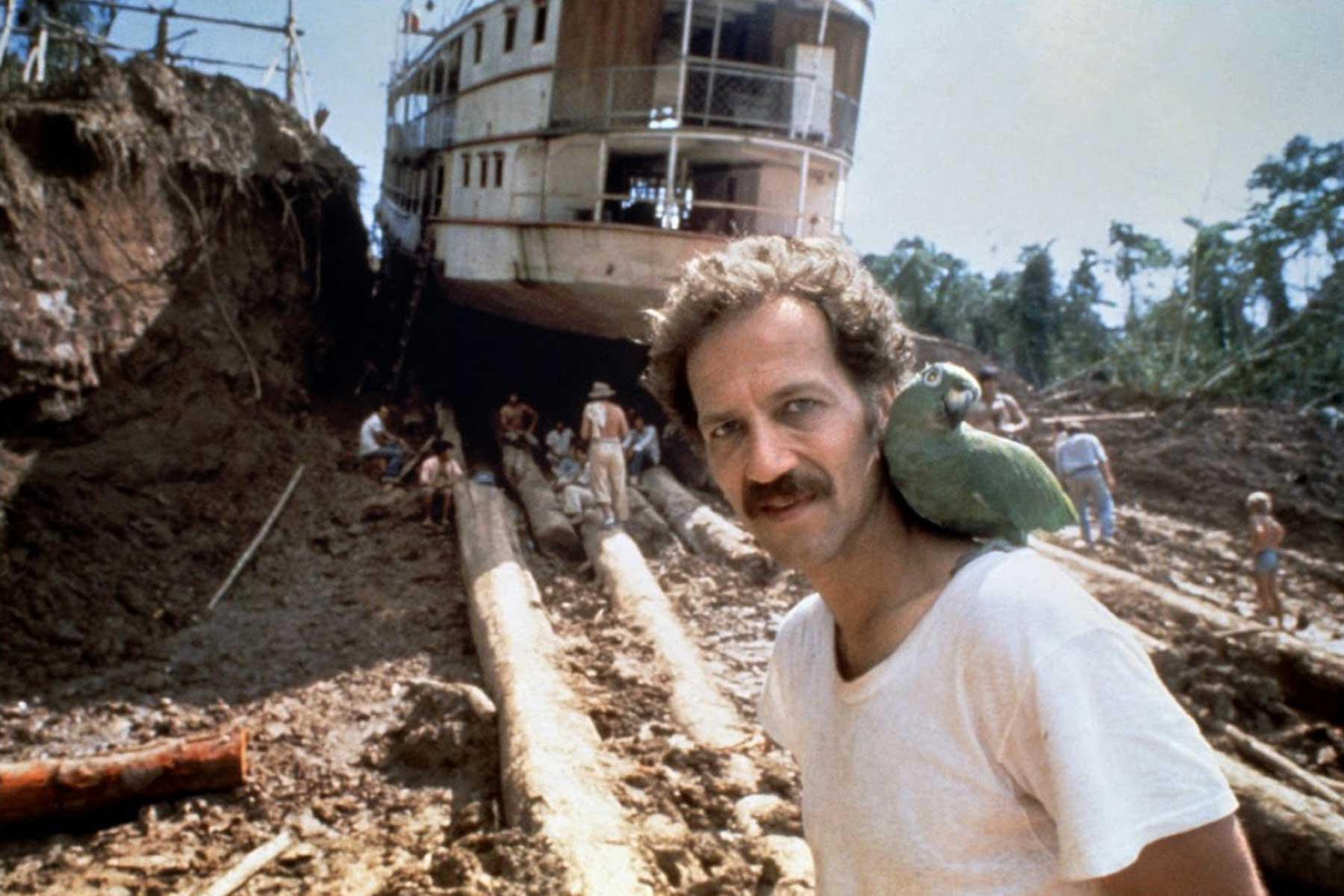 Late Night: Werner Herzog