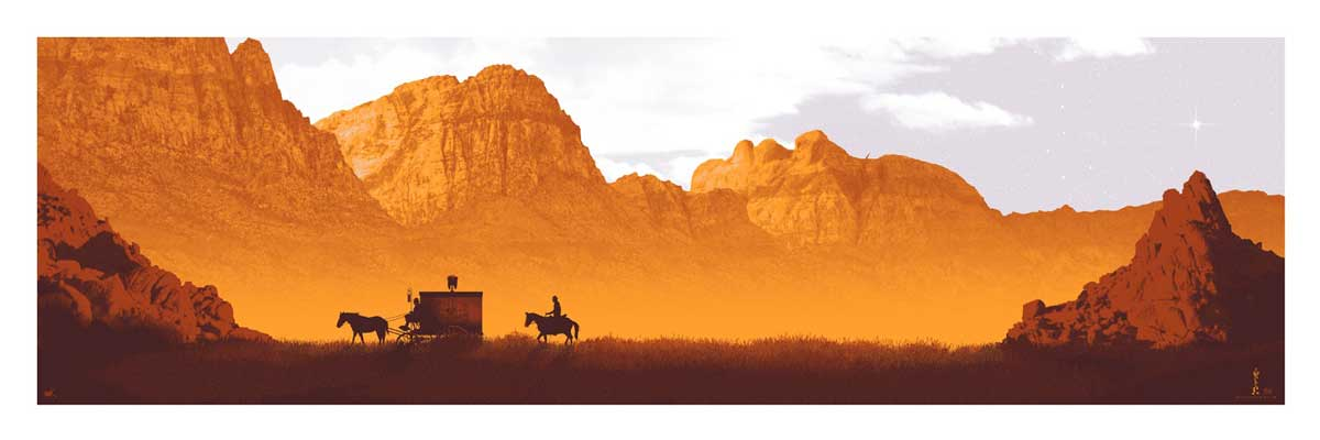 Django Unchained by Mark Englert